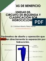 05. PB. Molino-Hidrociclón