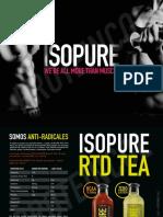 Brochure Isopure PC