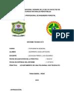 Universidad Nacional Agraria de La Selva Facultad de Recursos Naturales Renovables (Autoguardado)