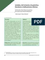Cepillos Interdentales, De La Teoría a La Práctica. Revisión de Literatura e Indicaciones Clínicas (2019)
