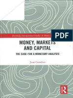 Jean Cartelier - Money, Markets and Capital (2018)