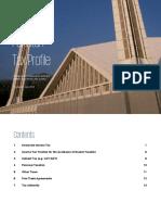 Country Tax Profile Pakistan