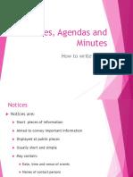 notice min agenda ppt .ppsx