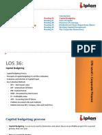Corporate Finance LOS 36
