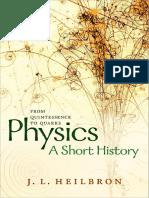 physics. A short history
