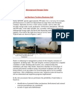 Case Studies Aboveground Storage Tanks