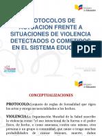RUTA DE VIOLENCIA