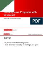 Java BlackJack Example
