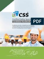 CSS Candidate Handbook Interactive
