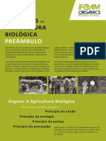 Agricultura Biológica - Preâmbulo