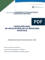 Crioliposis