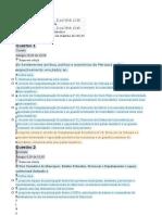 Curso ILB - Mercosul Teste de Avaliação