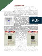 Matriz 8x8 - Mensaje Con Desplazamiento (Scroll)