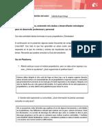 Proyecto Integrador Propedeutico Prepa en Línea SEP
