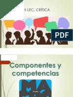 Competencias y Componentes Lc
