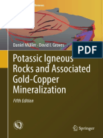 (Mineral Resource Reviews) Daniel Müller, David I. Groves - Potassic Igneous Rocks and Associated Gold-Copper Mineralization-Springer International Publishing (2019)