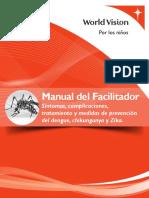Manual Del Facilitador, Sintomas, Complicaciones N-Facilitador-Zika