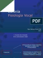 Fisiologia de La Voz