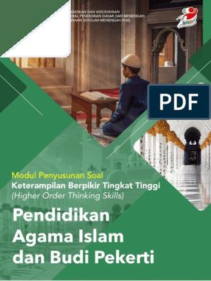 1 Modul Penyusunan Soal Hots Pa Islam Pdf