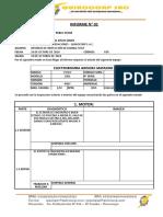 Informe Q-325 Flygt2201 Octubre