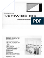 Veriwide User Manual