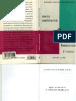 2011.1 Socioeconomia Do Meio Ambiente e Política Ambiental Texto 1(1)2