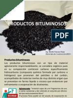 Clase Materiales Bituminosos