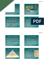 Taxonomía Diapositivas
