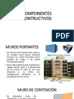 Componentes Contructivos_parte 2