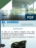 Clase El Vidrio