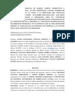Solicitud Del Habeas Corpus Completo Rectificar (1)