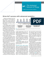 Drive IIoT Success With Advanced Analytics