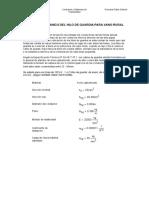 Mathcad - 4 Cálculo+Mec Hilo Gu Rural 132 50 SANCHEZ PAREDES