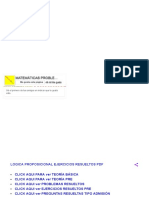 Logica Proposicional Ejercicios Resueltos PDF