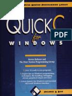 QuickC for Windows