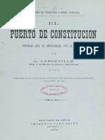 Capdeville 1897 - Puerto de Constitución b