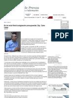 11-2010 Gestión de Prensa