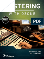 Guia de Mastering Con IZotope