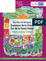 001 Zapoteco Ss Co m7 Libro