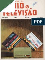 MRTV 366 - Outubro 1978