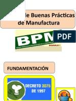 Capacitación BPM