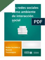 Redes sociales como ambiente de interacción social.pdf