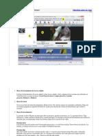 Interfaz de Usuario VIDEOPAD