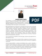 Cv Darwin Vargas Santos