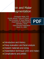 Chin Augmentation and Material Selection