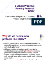 Drivers Proactive Routing Protocol