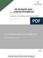 U2. Metodos Cumplimiento CCS
