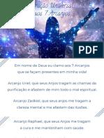 Oração Universal dos anjos