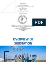 Over view of substation ppt