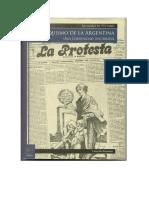 análisis de la protesta